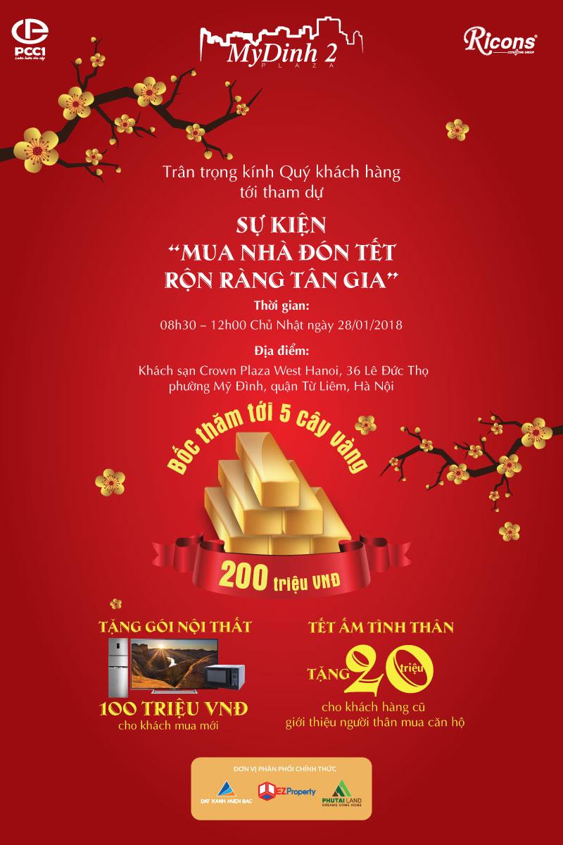 Thông tin sự kiện mở bán dự án BĐS cuối tuần ngày 27-28/01/2018 Thu-moi-my-dinh-plaza-2-15-1