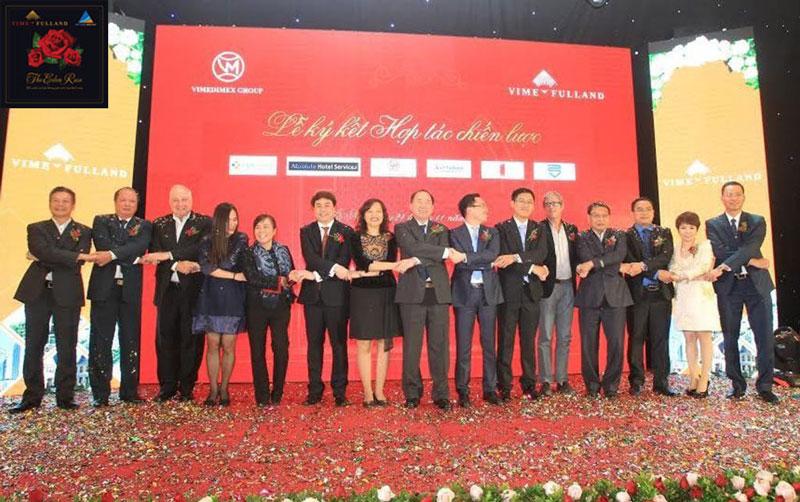 Chủ đầu tư dự án The Eden Rose Thanh Trì Vimefulland
